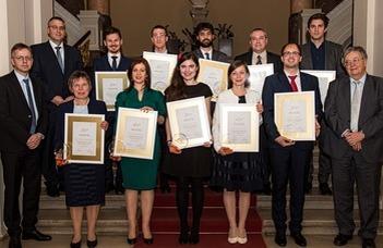 Átadták a Junior Prima-díjakat