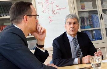 Félidejéhez érkezett az ELTE Biotechnológia FIEK